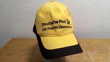 """alte Schildmütze Deutsche Post """" Die Post für Deutschland """" Kappe cap Basecap"""