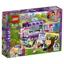 LEGO 41332 LEGO FRIENDS -  Lo Stand dell'Arte di Emma