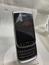 BlackBerry Torch 9810 Mobile Phone - Unlocked - Black