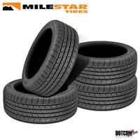 4 X New Milestar MS932 235/45R18 94V All-Season Handling Tire