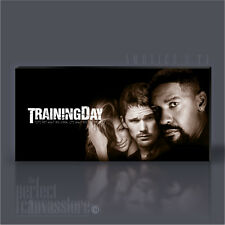 TRAINING DAY DENZEL CLASSIC ICONIC CANVAS PRINT Art William UPGRADE 120x56cm