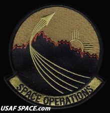 USAF NRO AEROSPACE DATA FACILITY -SOUTHWEST SPACE OPERATIONS- ORIGINAL OCP PATCH