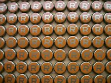 New Listing 100 Redd'S Apple Ale Peach Beer Bottle Caps No Dents (Craft'S)