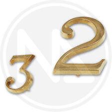 Numero 1 Civico Numeri Civici Lettere Numero Portone - Misura 80 mm