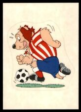 Panini Futbol 92-93 (Spain) Mascota Athletico de Madrid No. 6