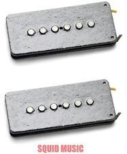 Seymour Duncan Antiquity Jazzmaster Bridge & Neck Guitar Pickup Set Alnico 2
