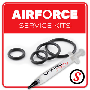 AIRFORCE O Ring Seal washer service kit ALL MODELS + OPTIONAL GREASE