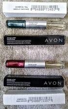 Avon Change Artist Set: Shimmering Red & Shimmering  Teal - NEW!