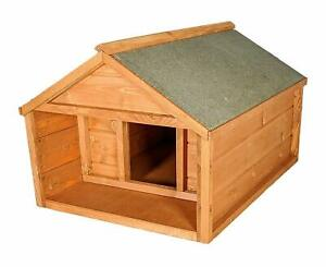 The Hutch Company External Cat Chalet Kennel