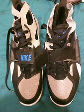 Nike Air Trainer Huraraches Black/White-Cool Blue 11.5