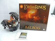 Lord of the Rings Balrog Collectible Statue Gentle Giant Limited Edition #d