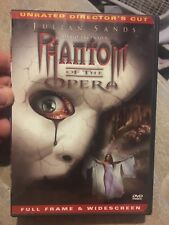 Phantom of the Opera (DVD, 2003)