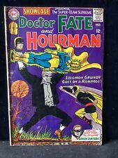 Showcase # 55 - Dr. Fate, Hourman & 1st SILVER AGE Solomon Grundy DC COMICS