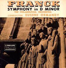 "Franck(10"" Vinyl)Symphony In D Minor-Philips-ABR 4048-VG/VG"