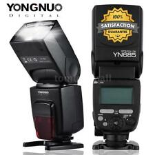 YONGNUO YN685 E-TTL HSS 1/8000s 2.4G Speedlight Flash Speedlite for Canon Camera