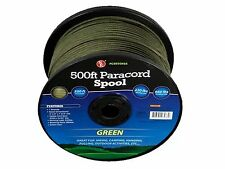 OD Green 550 Paracord Spool Parachute Cord 500FT 7 Strand Camping Survival NEW