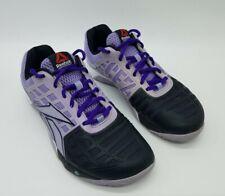 Reebok Crossfit Nano 3.0 Women's Cross Training Shoes Purple Black Size 9.5