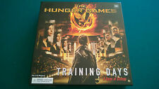 THE HUNGER GAMES TRAINING DAYS BOARD GAME BRAND NEW OPENED UNPUNCHED!!