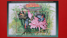 2002 Malaysia Miniature Sheet - Tropical Birds