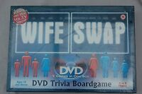 WIFE SWAP DVD TRIVIA BOARD GAME BRAND NEW & FACTORY SEALED