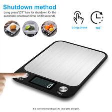 Balance Numérique 1g/15kg Inox Dispositif de Pesage à Usage Domestique G / / /
