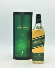 Johnnie Walker - 15 Year - Green Label Scotch Whisky 700mL (LIMITED EDITION)