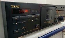 TEAC V7000 3 Heads Audiophile Cassette Deck New Body Trim Serviced Excellent