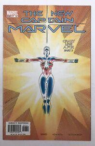 Captain Marvel #17 - 1st Full App Phyla-Vell - Marvel Comics