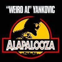 WEIRD AL YANKOVIC : ALAPALOOZA (CD) sealed