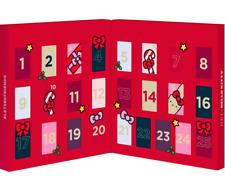 OPI HELLO KITTY 2019 Lacquer HOLIDAY MINI Calendar SET Nail Varnish X25 3.75ml