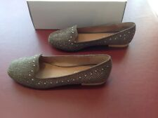 ALDO Taupe Shoes With Studs NIB Size 8.5 Excellent Condition