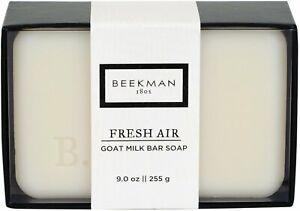 Goat Milk Bar Soap by Beekman 1802, 9 oz Fresh Air