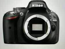 Nikon D D5200 24.1Mp Digital Slr Camera - Black (Body Only), Battery, Charger