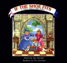 If the Shoe Fits (Osmond, Alan. Twice Upon a Time.)-ExLibrary