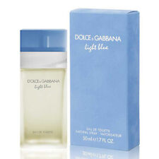 LIGHT BLUE de DOLCE & GABBANA - Colonia / Perfume 50 mL - Mujer / Woman / Her