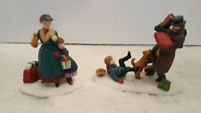 Heritage Village Collection - Don't Drop the Presents - Dept. 56 - 5532-8