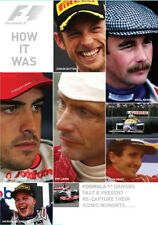 F1 HOW IT WAS (2016):  FORMULA ONE - Iconic moments 1984-2011 - RgFree DVD