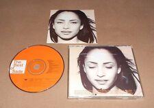 CD  The Best of Sade  16.Tracks  1994  152