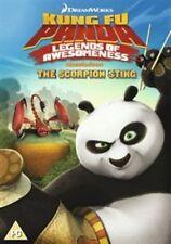 Kung Fu Panda Lenends of Awesomness: Scorpion Sting Dvd New & Sealed