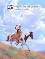 Scottsdale Western American Art Session I Auction Catalog April 2017