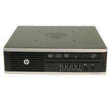 MINI PC HP ELITE 8300 ULTRA SLIM i3 3220t  RAM 4GB DVDRW WINDOWS 10