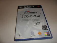 PLAYSTATION 2 PS 2 gran turismo 4 Prologue