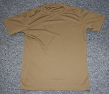 British Army anti-static T-shirt Combat shirt Khaki Green 170/90 Medium