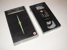 VHS Video ~ The Making of Alien Resurrection ~ 20th Century Fox ~ NEW/SEALED