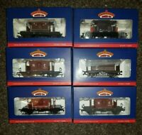 OO gauge Bachmann Brake Wagon Various liveries