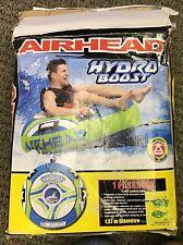 "54"" Airhead Hydro-Boost Wake Board Ski Tube Water Sports Inflatable-New Open Box"