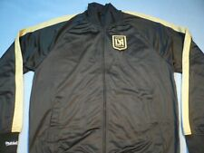 Mitchell & Ness LAFC Los Angeles Football Club Track LARGE NEW Jacket Soccer