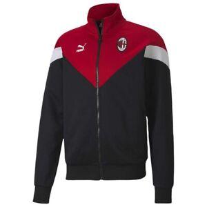 AC Milan Puma Iconic MCS Men's Track Jacket - Large