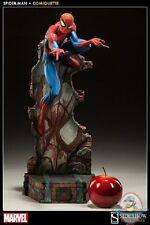 Marvel Spider-Man J. Scott Campbell Polystone Statue Used JC