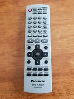 Panasonic DVD Player EUR7631020 Remote Control Tested WORKING OEM